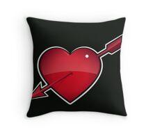 Cupids Arrow Medium Throw Pillow Throw Pillow
