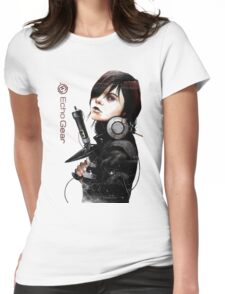 Echo Gear - #0 Womens Fitted T-Shirt