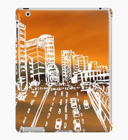 buildings. iPad Case/Skin