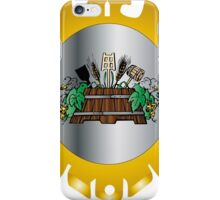 Guild of Brewers iPhone Case/Skin