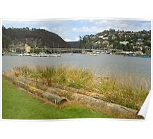 Cataract Gorge Poster