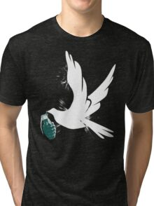 More Bombs for Peace Tri-blend T-Shirt