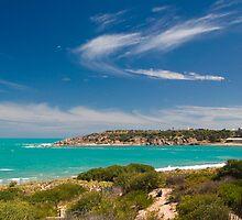 Horseshoe Bay Panoramic  by Anna Lisa Vegter