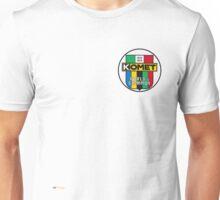 Komet Vintage Kart Engine Logo Unisex T-Shirt