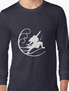 Waterbending - A Avatar shirt Long Sleeve T-Shirt