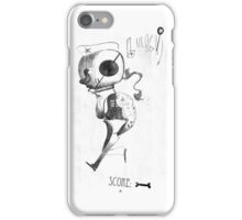 "SlotScore ""Bones"" iPhone Case/Skin"