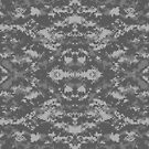digital camo by huliodoyle