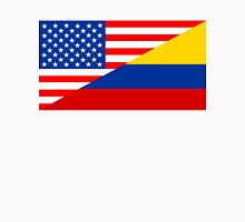 usa colombia Unisex T-Shirt