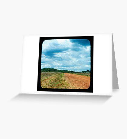Beatrice Farm Greeting Card