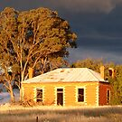 Early Settlers Homestead by Clive