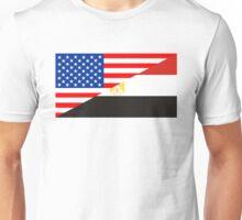 usa egypt Unisex T-Shirt