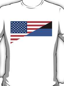 usa estonia T-Shirt