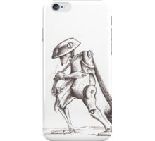 The Scavenger iPhone Case/Skin