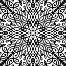 Black White Ornate by webgrrl