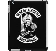 Sons of Alchemy iPad Case/Skin