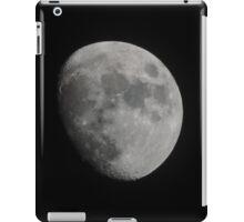 Moon Photograph iPad Case/Skin