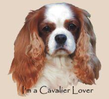 I'm A Cavalier Lover by Jenny Brice