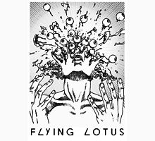 Flying Lotus - Eyes Above Unisex T-Shirt