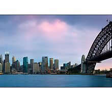 Sydney by Kirk  Hille