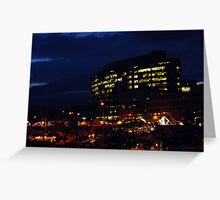 Denver Downtown Greeting Card