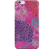 Floral Detail iPhone Case/Skin