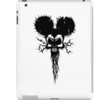 Hammer Mouse of Horror for dark tees iPad Case/Skin