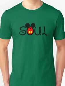 Soul Mate couple Unisex T-Shirt