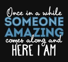 Funny Someone Amazing T-shirt by musthavetshirts