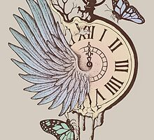 Le Temps Passe Vite (Time Flies) by Norman Duenas