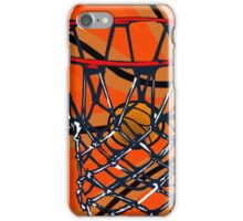 Shooting Hoops iPhone Case/Skin
