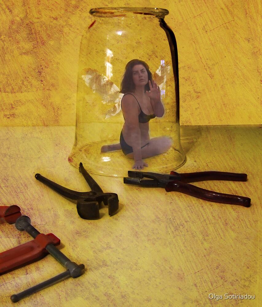 Cruel World by Olga Sotiriadou