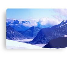 Kingdom of Winter Metal Print