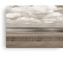 The Perfect Sky  Canvas Print