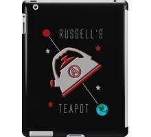 Russell's Teapot iPad Case/Skin