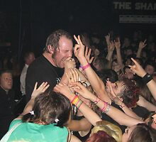 36 Crazyfists In The Crowd by Richard Durrant