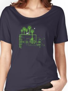 exchangeland Women's Relaxed Fit T-Shirt