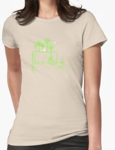 exchangeland Womens Fitted T-Shirt