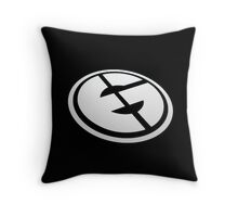 Evil Geniuses  Throw Pillow