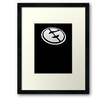 Evil Geniuses  Framed Print