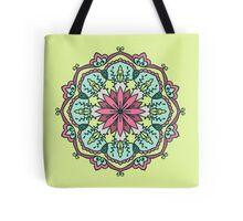 Mandala - Circle Ethnic Ornament Tote Bag
