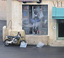 What Bike Through Yonder Window Breaks.... by CreativeEm