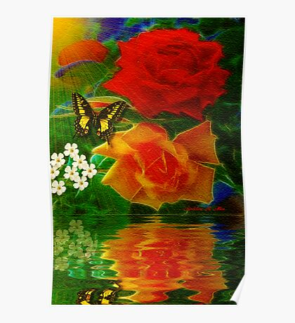 ~ ROSES FOR YOU ~ Poster