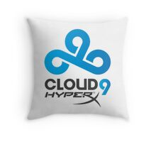 Cloud 9 Hyperx Throw Pillow