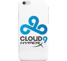 Cloud 9 Hyperx iPhone Case/Skin