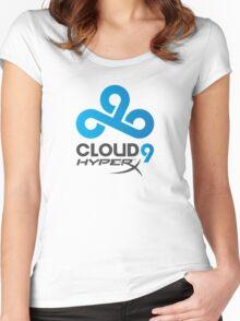 Cloud 9 Hyperx Women's Fitted Scoop T-Shirt