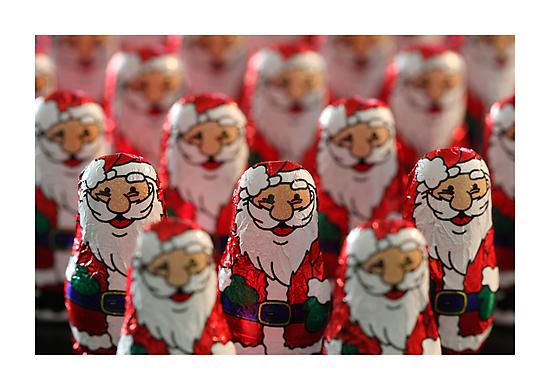 Santa's Army by Nicholas Averre