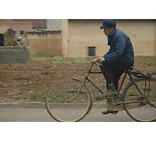 Disappearing China Photographic Print