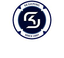 Sk Gaming Photographic Print
