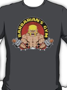 Barbarian's Gym T-Shirt