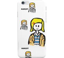 margot 2 iPhone Case/Skin